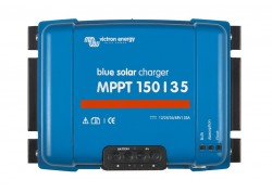 regulador  mppt victron 150/35 12-24-48v blue solar
