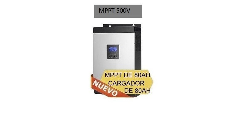 nuevo inversor híbrido axpert MKS II 5000w 500v