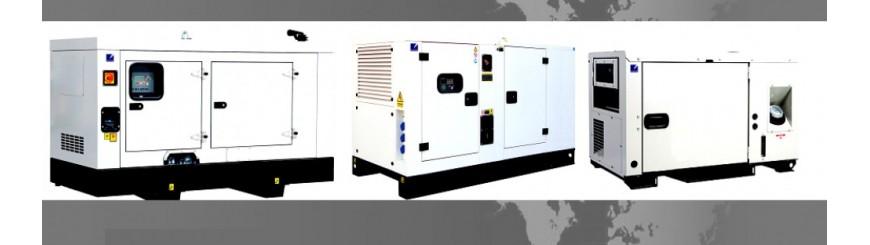 Diesel arranque eléctrico/automático