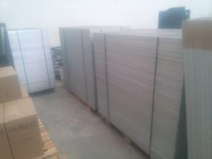 paneles solares de segunda mano