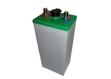 Batería Níquel Hierro 1.2v Cynetic 400Ah c5 Solar