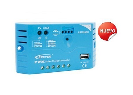 Regulador Tracer 20A USB Ls 12-24v