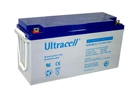 Batería de Gel 12v 150Ah Ultracell