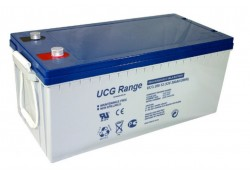 Batería de gel 12v 200Ah ultracell UCG