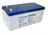 Batería de gel 12v 200Ah C10 ultracell UCG