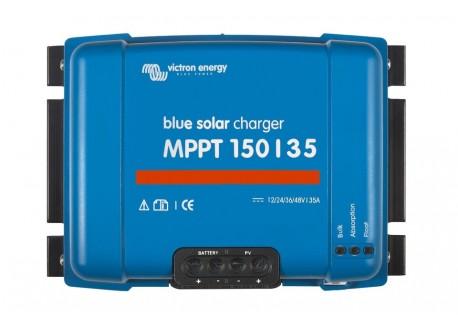 Regulador Mppt Victron 150/35 12-24-48v Blue Solar