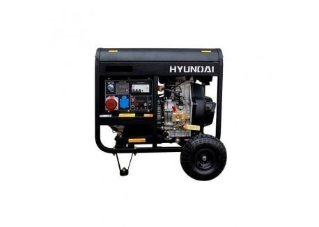Generador eléctrico Hyundai HY7000LK