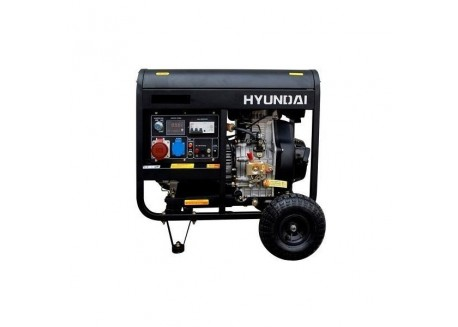 Generador de gasolina Hyundai HY10000LK