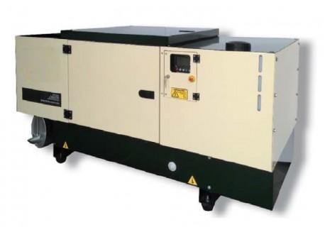 Grupo Electrógeno Diesel Tecnics 15kv Insonorizado Automático