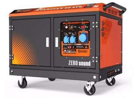 Generador Eléctrico Insonorizado GENERY 6000w Guardian Automático