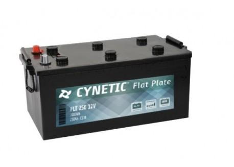 Batería Solar Monoblock 12v 200Ah Cynetic Flat Plate
