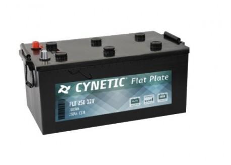 Btería Solar Monoblock 12v 160Ah Cynetic Flat Plate