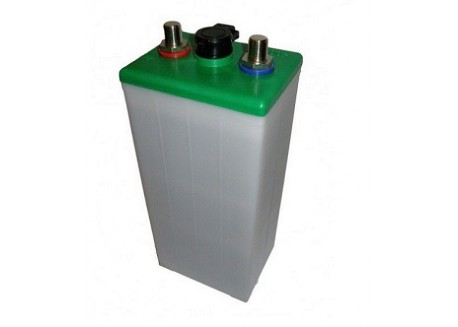 Batería Níquel Hierro 1.2v Cynetic 500Ah c5 Solar
