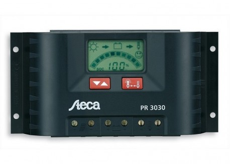Regulador Pwm Steca PR3030 30A