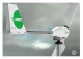 Aerogenerador Bornay 1500w/48v + Regulador