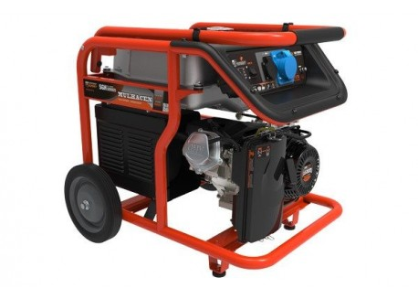 Grupo Electrógeno Gasolina Genergy Mulhacen 6500w