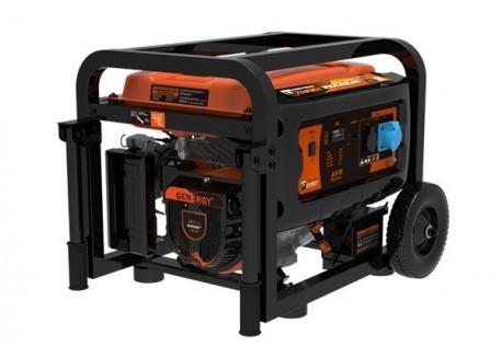 Generador eléctrico Genergy Ezcaray 5500w