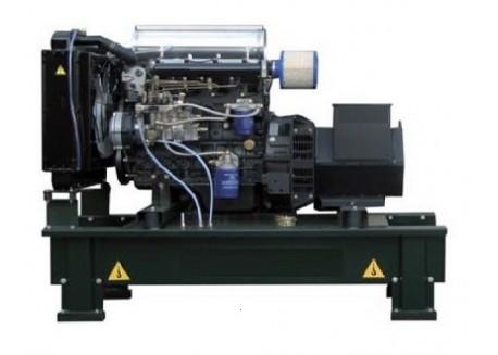 Generador Eléctrico Diésel Tecnics 20kva Automático