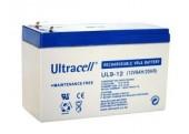 Batería 12v 9Ah ultracell agm