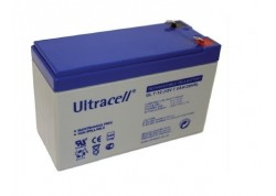 bateria 12v 7ah ultracell