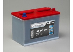 bateria tubular 140Ah monoblock cynetic