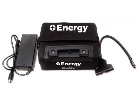 Batería de litio 12v 16ah 18 hoyos energy