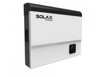 Inversor hibrido solax sk-su 5000E + meter chint vertido cero