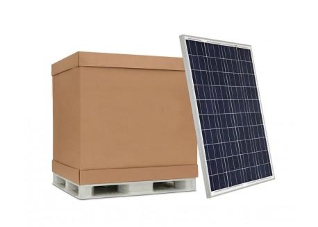 Pallet de 30 placas solares Amerisolar 340w