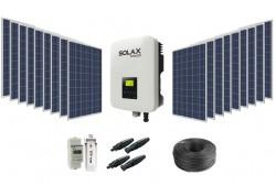 Kit solar autoconsumo 20kwh