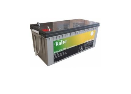 Batería Agm 12v 250Ah Kaise