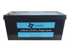 Batería de Litio 24v 100Ah Cynetic