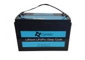 Batería de Litio 12v 100Ah Cynetic
