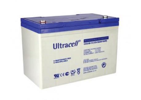 Batería de Gel 12v 85Ah Ultracell UCG