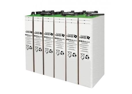 Baterías 5 Topzs 635 Cynetic