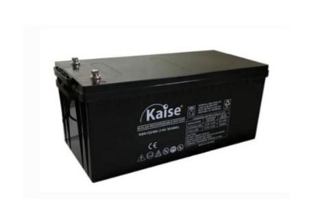 Batería Gel 12v 250Ah Kaise