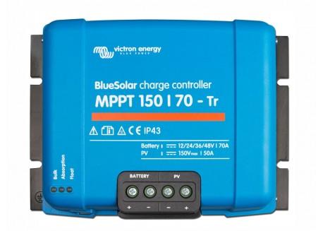 Regulador Mppt Victron 150/70 Blue Solar 12-24-48V