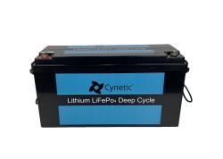 Batería de Litio 12v 150Ah Cynetic