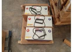 Batería cynetic gel carbon 12v 120Ah (Sin caja)