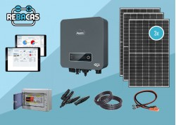 Kit solar autoconsumo 4kwh