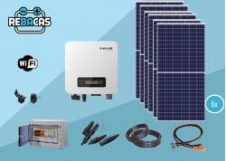 Kit solar autoconsumo 6.5kwh