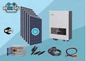 Kit Solar Autoconsumo 6,5 kWh/día sofar solar
