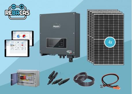 Kit solar autoconsumo 7kwh