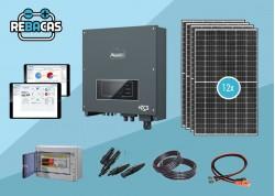 Nuevo Kit Solar Autoconsumo 23 kWh/día 5OOO wp
