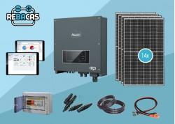 Nuevo Kit Solar Autoconsumo 28 kWh/día 6OOO wp