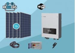 Kit solar autoconsumo 13kwh