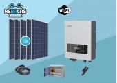 Kit Solar Autoconsumo 13 kWh/día sofar solar