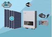 Kit Solar Autoconsumo 25 kWh/día
