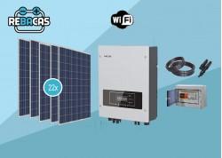 Kit solar autoconsumo 25kwh