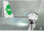 Aerogenerador Bornay 1500w/24v + Regulador