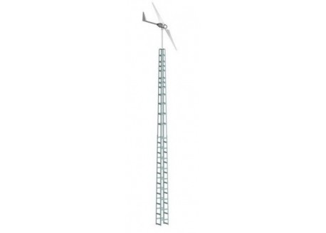 Torre Aerogenerador Bornay p 400 12 mtrs
